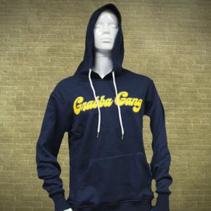 GrabbaGang Navy Sweater