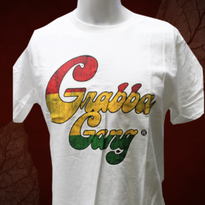 White Rasta T-Shirt