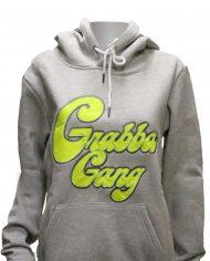 Grabba Gang Grey Sweater